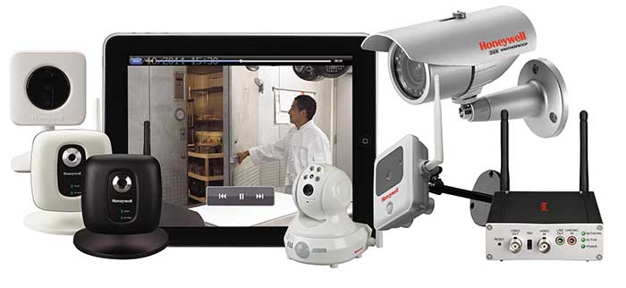 CCTV Cameras for Kitchens by Arpel Security Systems