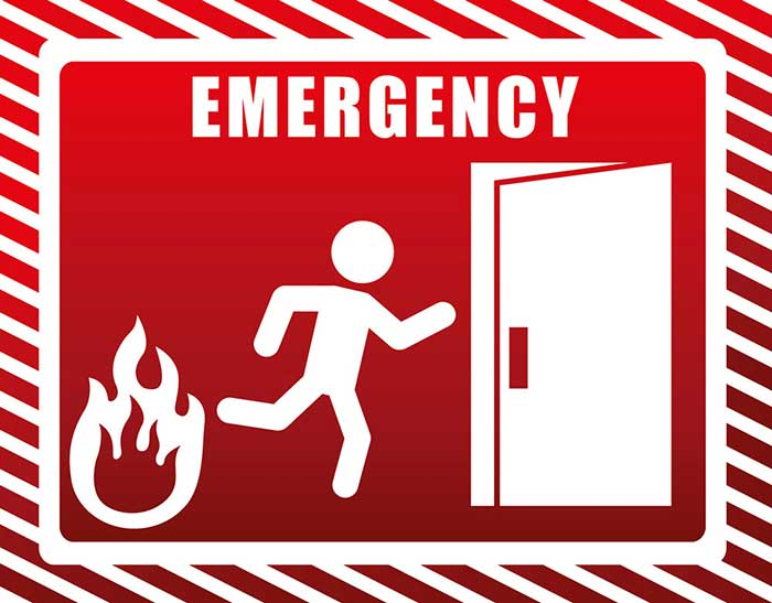 Fire Safety Tips by Arpel Security Systems